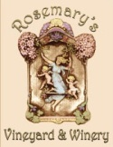 Rosemary Winery Logo